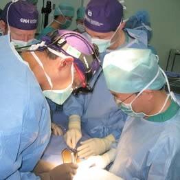 Операция при парапроктите