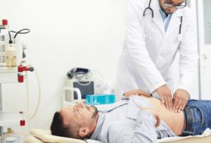 Лечение желудочного кровотечения