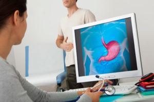 Диагностика желудочно-кишечного кровотечения