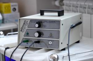 Радиоволновое удаление геморроя