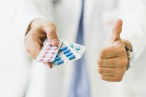 Противовоспалительная терапия простатита