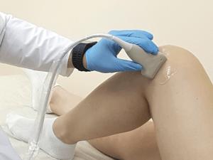 УЗИ коленного сустава